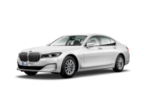 BMW 745le xDrive plug-in-hybrid