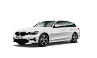 BMW radu 3 Touring plug-in-hybrid